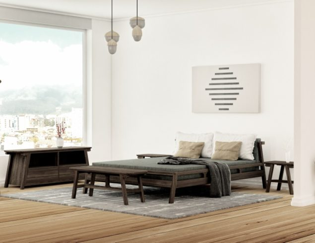 Bedroom East collection Soligna