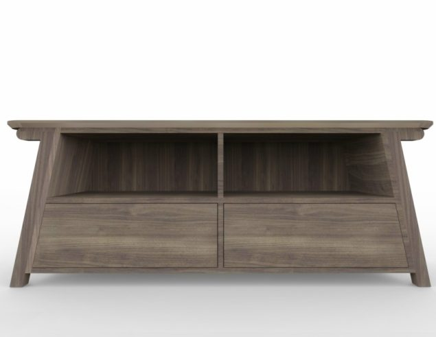 Sideboards beech dark oil finish Soligna East collection